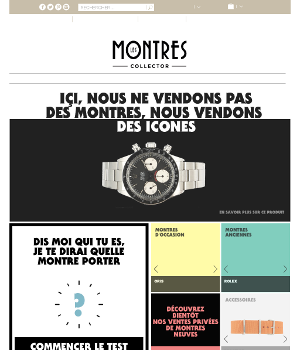 les montres collector